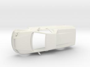 125 Holden VE Ute in White Natural Versatile Plastic