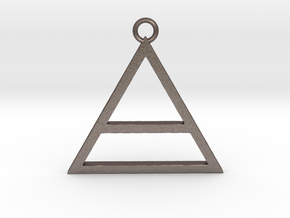 30 Seconds To Mars Pendant in Stainless Steel