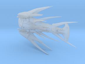 Shiva Cruiser in Smooth Fine Detail Plastic