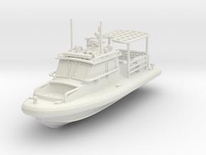 SeaArk Patrol boat 1-72 in White Natural Versatile Plastic