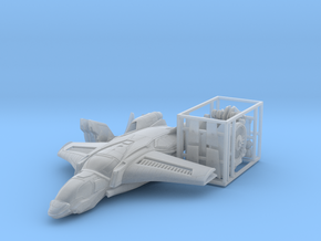 285_Ave_Quinjet [x1] in Smooth Fine Detail Plastic