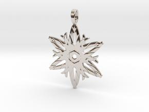 MYSTIC FORCE in Rhodium Plated