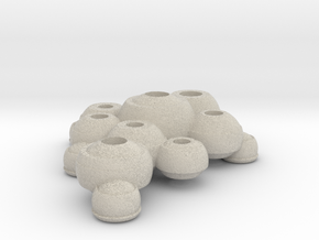 Useful Pots 2 in Natural Sandstone