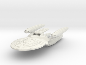 Reaven Class Fast HvyDestroyer in White Strong & Flexible