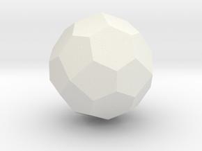 TC4b Hohl Doro in White Natural Versatile Plastic