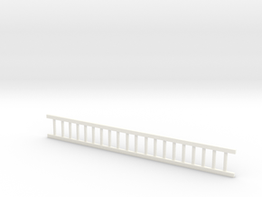 Staircase 1:50 in White Strong & Flexible Polished