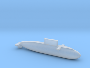 Kilo-Class, Full Hull, 1/2400 in Smooth Fine Detail Plastic
