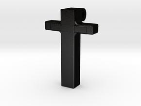 J6a in Matte Black Steel