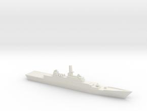 Strike Cruiser MK II, 1/1800 in White Natural Versatile Plastic