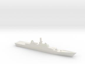 Strike Cruiser MK II, 1/2400 in White Natural Versatile Plastic