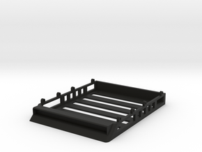 Cherokee Roof Rack in Black Strong & Flexible