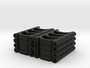 TKSQ-25GE-SET in Black Natural Versatile Plastic