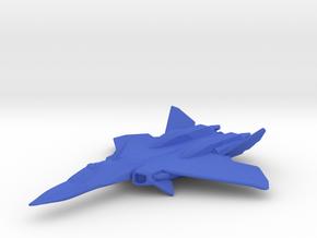 YF-21 Omega 1 1/200 in Blue Processed Versatile Plastic