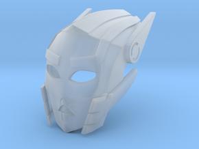 Toa Sameri's Kanohi Mask of Adaptation in Smooth Fine Detail Plastic