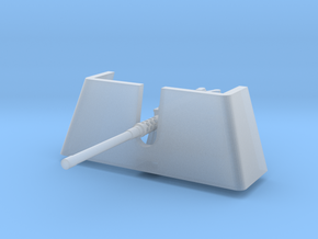 EQ19 M2 Pedestal Mount ACAV (1/48) in Smooth Fine Detail Plastic