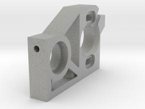 SiC 8 Motorträger MRB  in Metallic Plastic