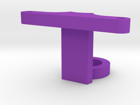 Auto-Leveling Proximity Sensor Bracket for K800 Ko in Purple Strong & Flexible Polished
