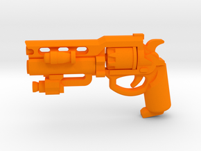 Fatebringer in Orange Processed Versatile Plastic