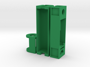 MODBOX C MOD PARTS in Green Processed Versatile Plastic