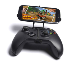 Xbox One controller & Oppo Find 7a in Black Strong & Flexible