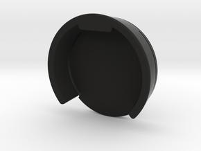 GoPro Hero4 Frame Lens Cover in Black Natural Versatile Plastic
