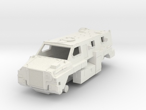 Bushmaster IMV(1:50 Scale) in White Strong & Flexible