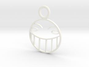 Jamminedward in White Processed Versatile Plastic