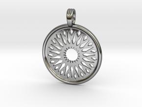 SPECTRUM NINETEEN in Premium Silver