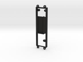 DNA200 Slim Version oLED PCB Mount in Black Natural Versatile Plastic