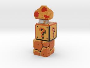 MarioBlocks in Full Color Sandstone