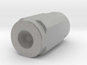 Pulse Rifle Round in Metallic Plastic