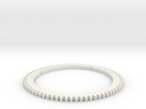 band in White Natural Versatile Plastic