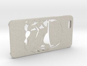 iPhone 6+ Star Wars Trooper  in Natural Sandstone