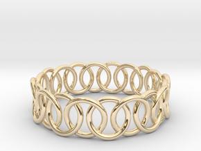 Ring Bracelet 78 in 14K Yellow Gold