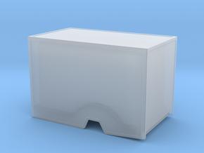 RTW-Aufbau von Hospimobil in Frosted Ultra Detail