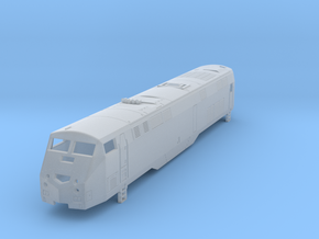 GE P32AC-DM  N Scale Locomotive  in Frosted Ultra Detail