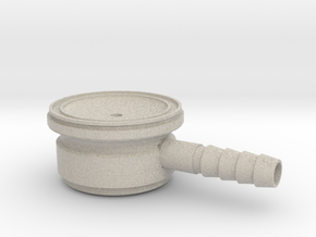 Tunable Stethoscope in Natural Sandstone