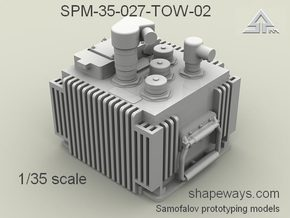 1/35 SPM-35-027-TOW-02 TOW FCS in Smoothest Fine Detail Plastic