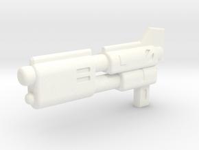 UT Fenrir G1 Gun in White Processed Versatile Plastic