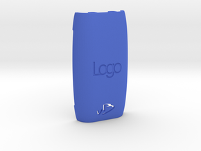 DNA200 - Personalised Ergonomic Standard Back in Blue Processed Versatile Plastic