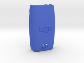 DNA200 - Personalised Ergonomic Extended Back in Blue Processed Versatile Plastic