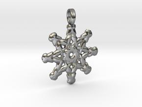 GRAVITRON FLUX in Premium Silver