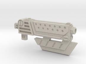 PM-05 MASTER KEY(GUN & AX) in Natural Sandstone