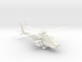 Apache in White Processed Versatile Plastic