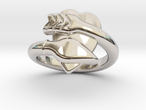Cupido Ring 15 - Italian Size 15 in Platinum