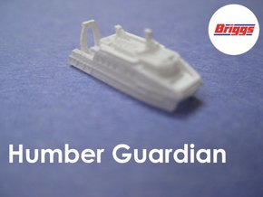 Humber Guardian (1:1200) in Smooth Fine Detail Plastic