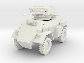 PV95A Humber Mk III (28mm) in White Natural Versatile Plastic