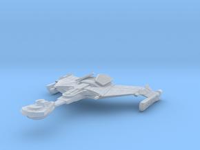 D 12 BattleCarrier in Smooth Fine Detail Plastic
