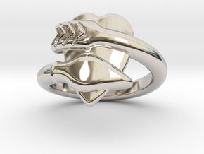 Cupido Ring 19 - Italian Size 19 in Platinum