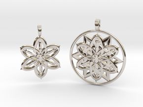 INFINITE SOULMATES (COLLECTION) in Rhodium Plated